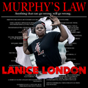 Lanice London Murphy's Law