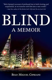 Blind A Memoir- Belo Cipriani