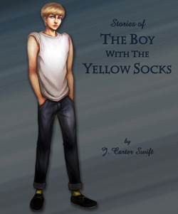 The Boy with the Yellow Socks