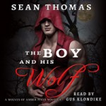 The Boy and his Wolf ACX Cover