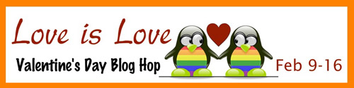 Valentine's blog hop lgbt romance