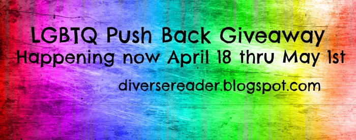 lgbt book giveaway and fundraiser