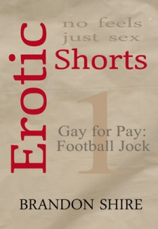 Gay for Pay: Football Jock